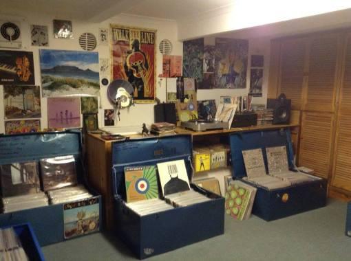 Mabu Vinyl Blue Trommel Basement